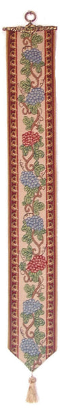 Wine Merchants I Tapestry Bell Pull
