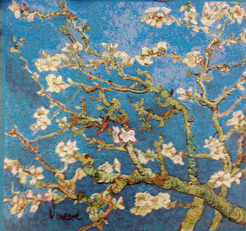 Van Gogh's Almond Blossoms European Cushion Cover