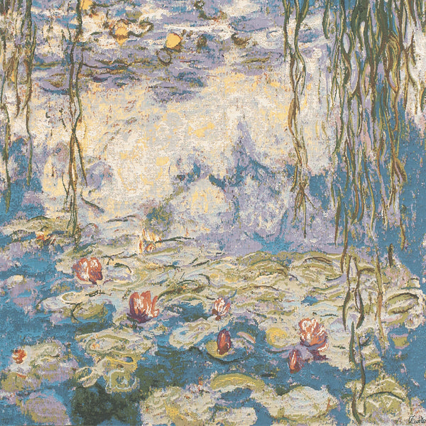 Monet's Water Lilies European Cushion Cover