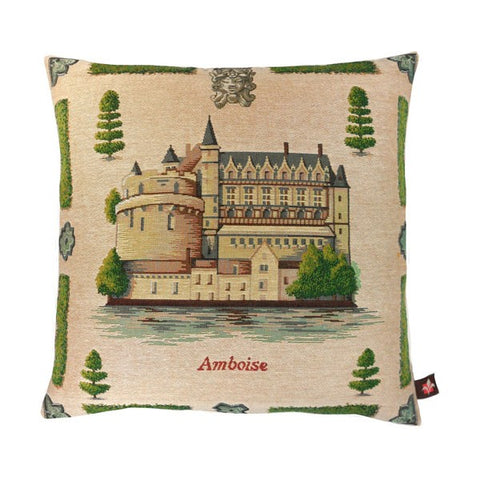 Amboise French Tapestry Cushion