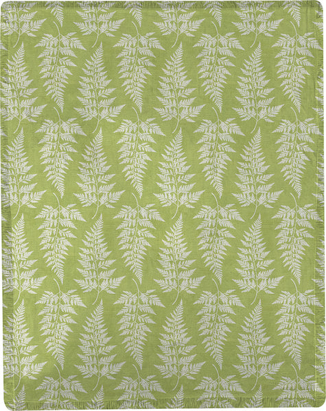 Ferns Tapestry Throw