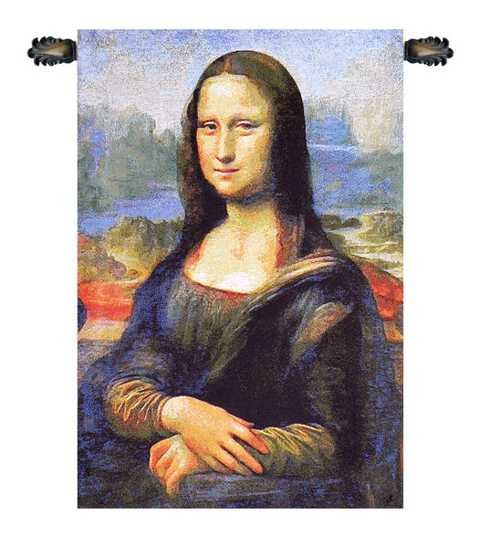 Mona Lisa I European Wallhanging