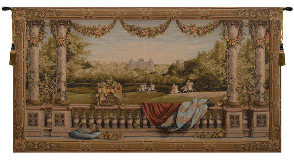 Chateau Bellevue I French Tapestry