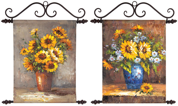 Sunflowers II Canvas Art