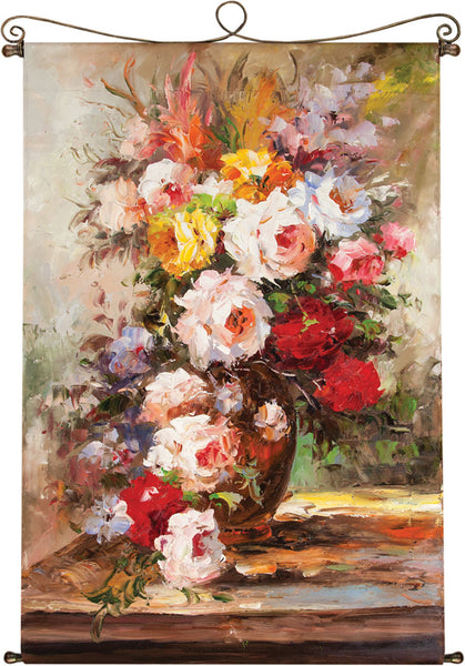 Floral Still Canvas Art