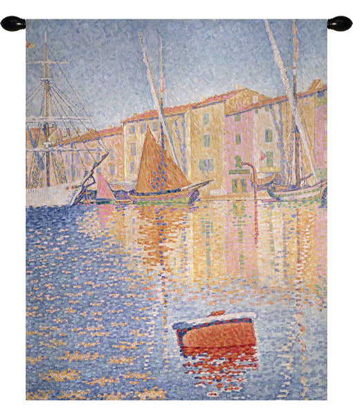 Saint Tropez European Wallhanging