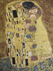 Kissed by Klimt European Tapestry