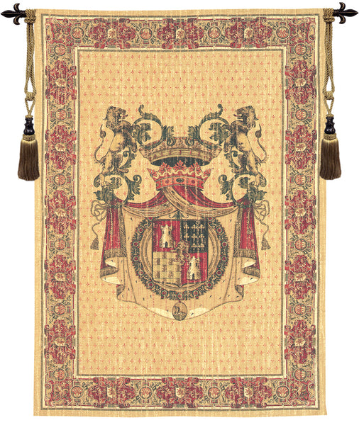 Tours Blason European Wallhanging