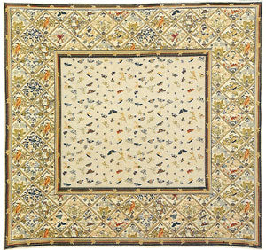 Butterflies II European Throw