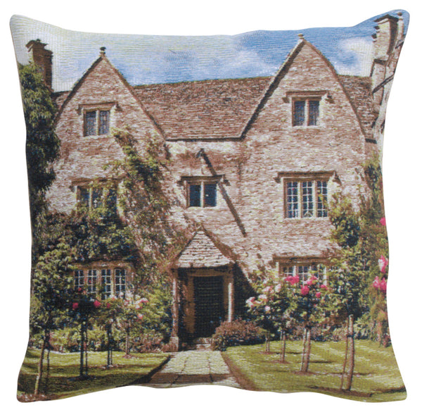 William Morris House  Belgian Tapestry Cushion