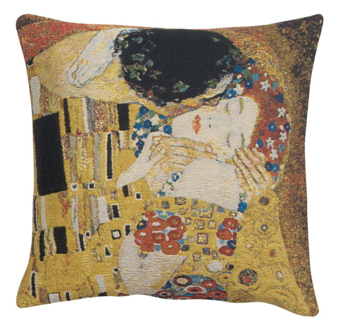 Kiss 2 Belgian Tapestry Cushion