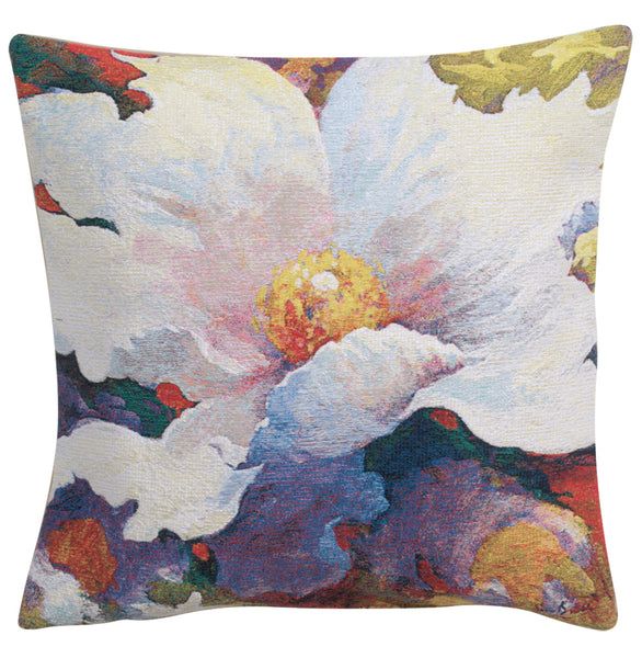 Because of You 1 Belgian Tapestry Cushion