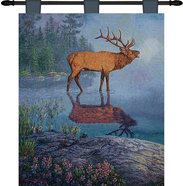 Bugle Boy Wallhanging Tapestry Wall Hanging
