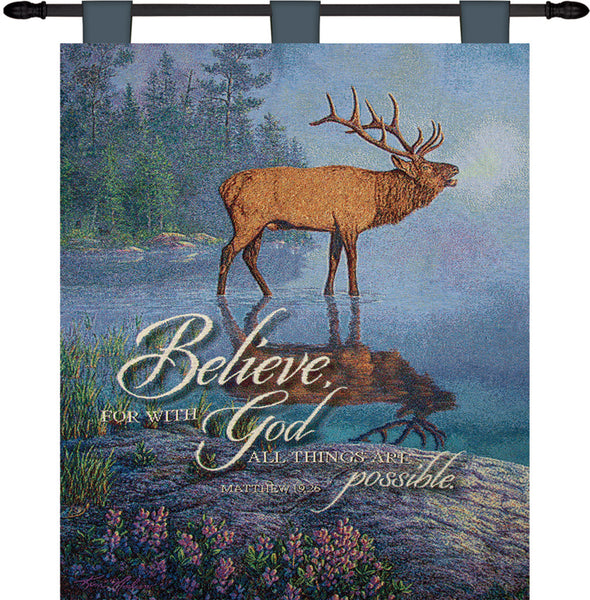 Bugle Boy Tapestry Wallhanging Tapestry Wall Hanging