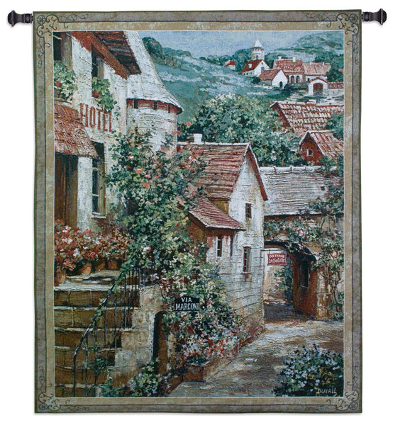 Italian Country Vill I Medium Tapestry Wall Hanging