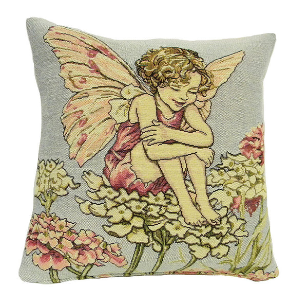 Candytuft Fairy Cicely Mary Barker  European Cushion Cover
