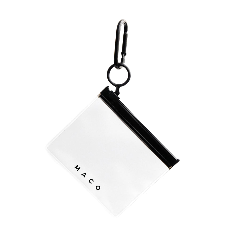 Load image into Gallery viewer, Maco Pouch + Carabiner