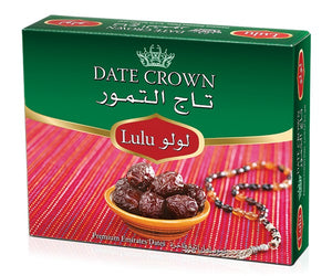 GREEN LEAF LULU DATES 1KG
