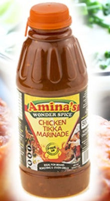 Amina's Chicken Tikka marinade 500ml
