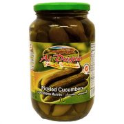 Al Dayaa Pickled Cucumbers 1kg