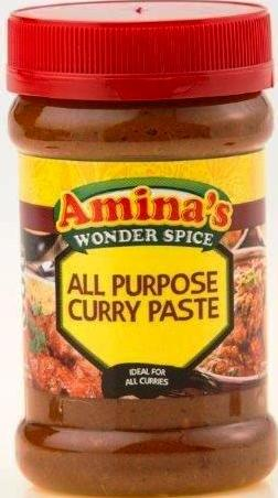 Amina's All Purpose Curry Paste 325g