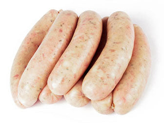 Chicken Herb and Garlic Sausages