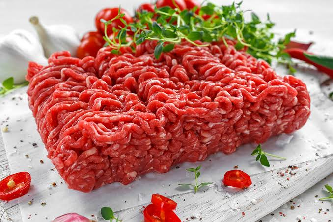 Regular Beef Mince