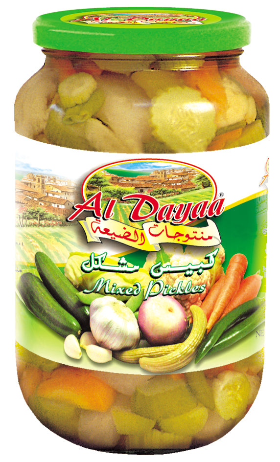 Al Dayaa Mixed Pickles 3kg