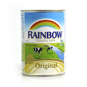 Evaporated Rainbow Milk Original 385ml