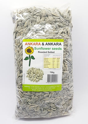 Ankara and Ankara sunflower seeds salted 400g