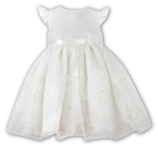 Sarah Louise 070070 Ivory Christening & Special Occasion Dress