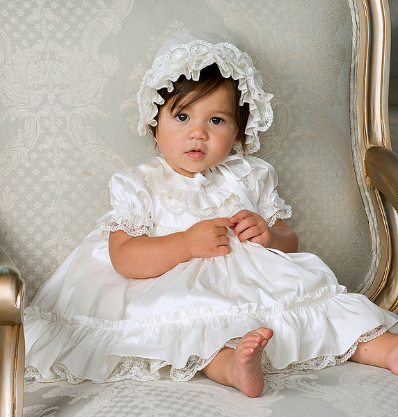 Beautiful Christenings | Designer Christening Wear from Sarah Louise ...