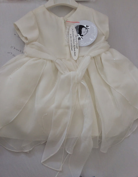 Sarah Louise 8915 Christening Dress