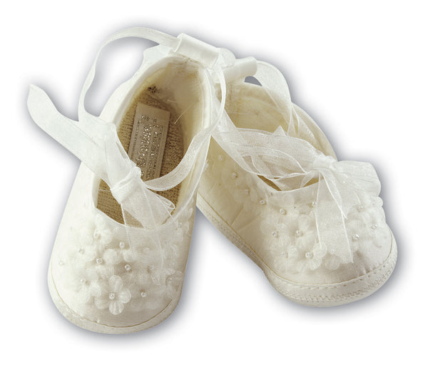 Sarah Louise Christening Shoes 486