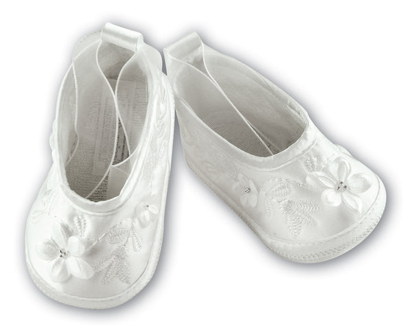 Sarah Louise Christening Shoes 489