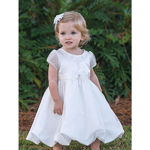 Sarah Louise Ivory Special Occasion / Christening Dress 070014