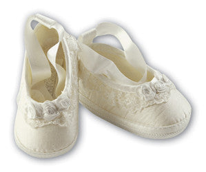 Sarah Louise Christening Shoes 434