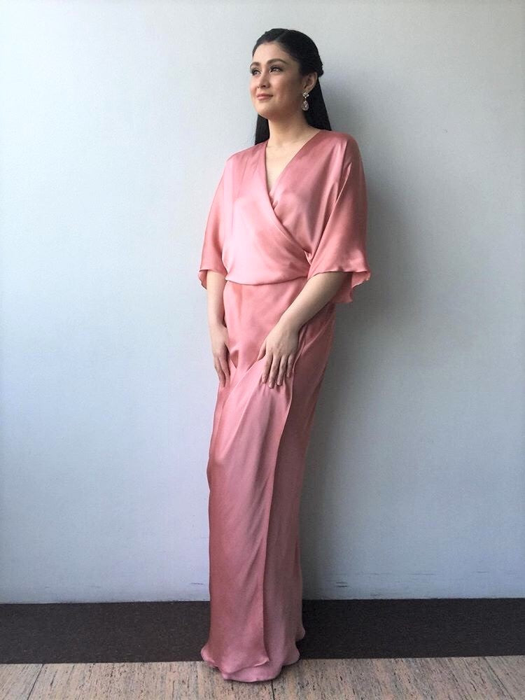Carla Abellana and the 'Effortless Glam Dress'