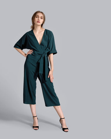 Culottes Dress Playsuit