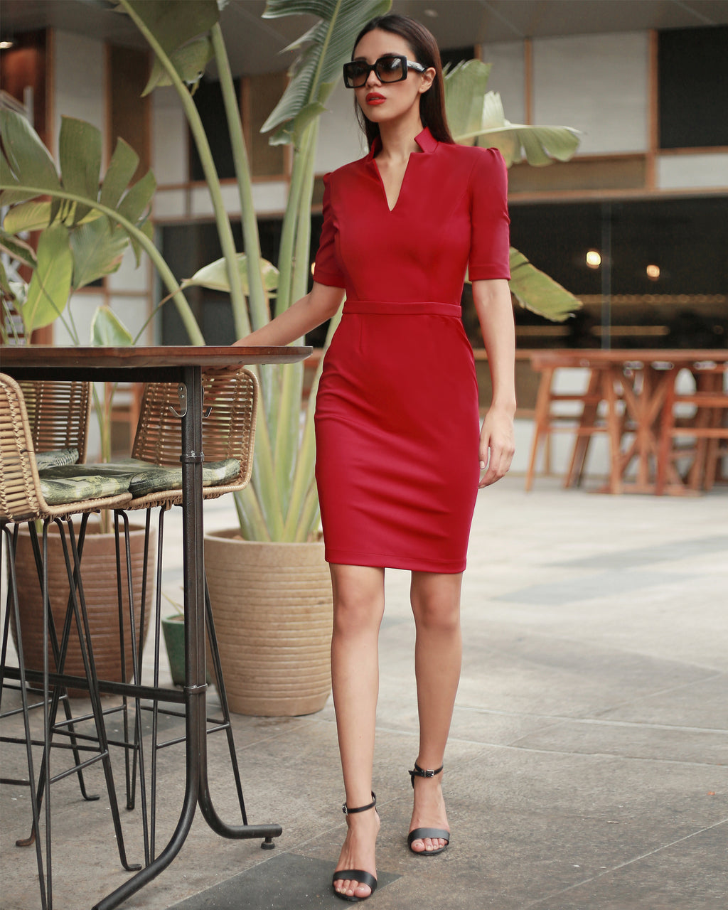 The Ultimate Boss Babe Dress