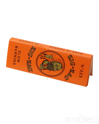 Zig Zag Orange 1 1/4 Rolling Papers Bundle (10401381897)