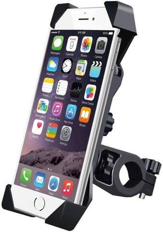 AlexVyan Black Universal Mobile Phone Holder (1413797445726)