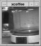xcoffee trojan room coffee pot