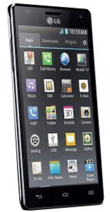 LG Optimus 4X HD P880 (16 GB, WiFi, Black)
