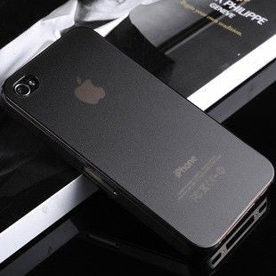 Ultra Slim Crystal Transparent Case for iPhone 4 / 4S Clear Thin Hard Skin Cover