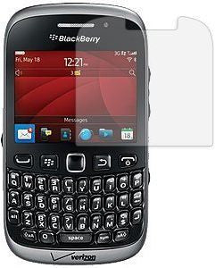 """BlackBerry Screen Protector for Blackberry Curve 9320 9310 [Black] """