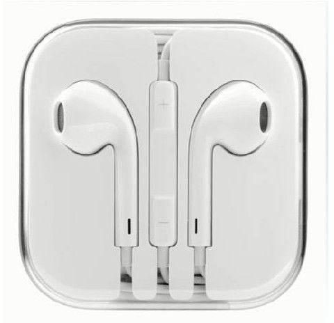 EarPods Earphone Headphone With Remote & Mic For Apple IPhone 5 5G