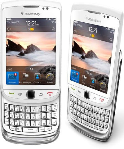 Blackberry Torch 9810 - 8GB, 3G + Wifi, White