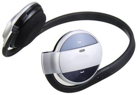 We.com Bh-501 Bluetooth Stereo Headset With SD Card Slot for Phones and Laptops