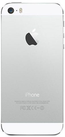 Apple iPhone 5S - 16GB, 4G LTE, Silver